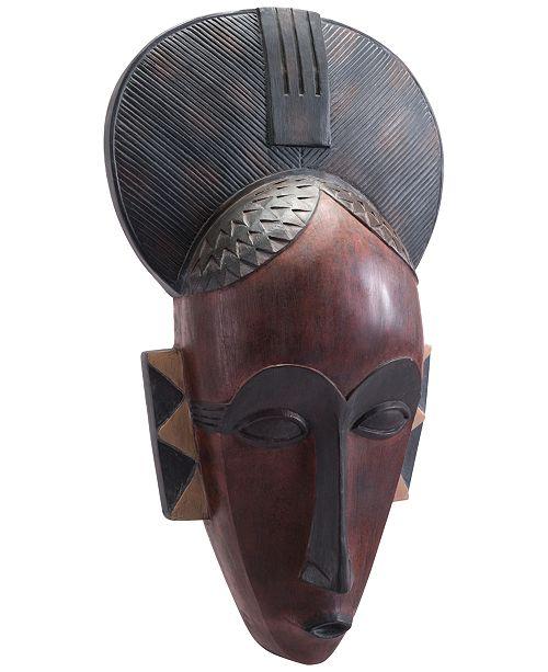 Zuo Tribal Mask