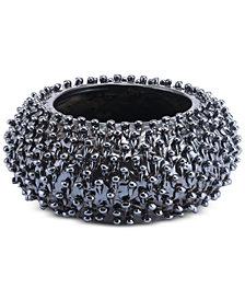 Zuo Urchin Bowl Black