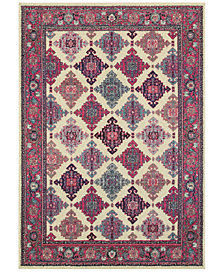 "CLOSEOUT! JHB Design Archive Kingston 5' 3"" x  7' 6"" Area Rug"