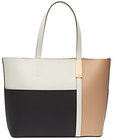 DKNY Sam Colorblocked Work Tote