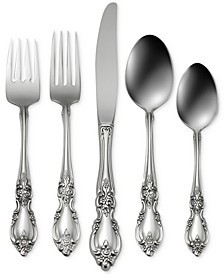 Louisiana 20-Pc. Flatware Set, Service for 4