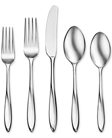 Lunette 20-Pc. Flatware Set, Service for 4