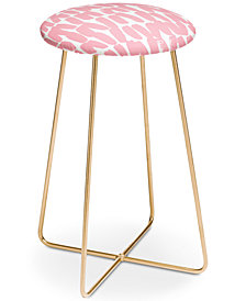 Deny Designs Rebecca Allen Incandescent Counter Stool