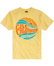 C&C California Men's Sunny Daze Graphic-Print T-Shirt