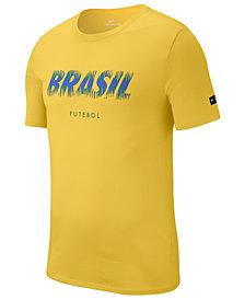 Nike Men's Brazil Soccer T-Shirt