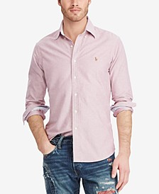 Men's Classic-Fit Sport Shirt