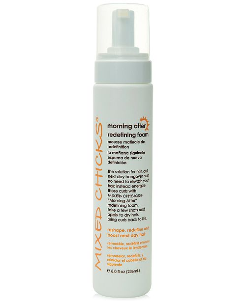 Mixed Chicks Morning After Redefining Foam, 8-oz., from PUREBEAUTY Salon & Spa