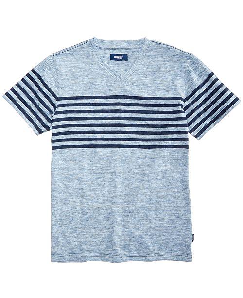 Univibe Big Boys Martinez Striped T-Shirt