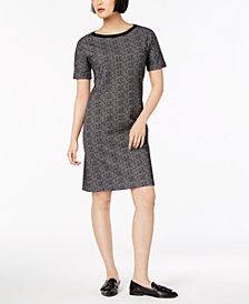 Weekend Max Mara Marabu Printed Dress