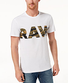 G-Star RAW Men's Logo-Print T-Shirt