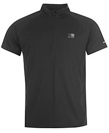Karrimor Men's 1/4-Zip Short-Sleeve Tee from Eastern Mountain Sports