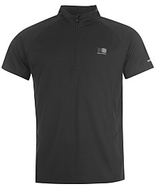 Karrimor Men's 1/4-Zip Short-Sleeve Tee from Eastern Mountain Sports