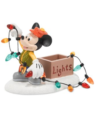 Villages Disney Mickey Lights Up Christmas