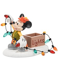 Department 56 Villages Disney Mickey Lights Up Christmas