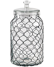 Home Essentials 141-oz. Chicken Wire Canister