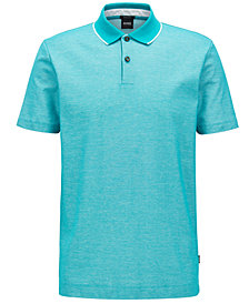 BOSS Men's Regular/Classic-Fit Cotton Polo Shirt