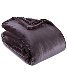 "Berkshire Heavyweight VelvetLoft 90"" x 90"" Full/Queen Blanket"