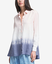 DKNY Ombré Shirt, Created for Macy's