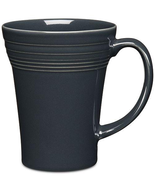 Fiesta Slate 19 oz Bistro Latte Mug