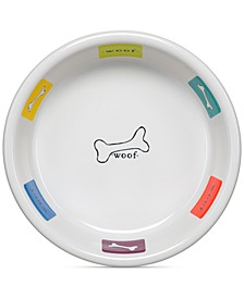 Woof Dog 1-Quart Bowl