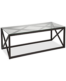 Dixon Coffee Table, Quick Ship