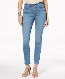 Style & Co Skinny Ankle Jeans, Created for Macy's