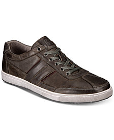 Kenneth Cole Reaction Men's Sprinter Leather Sneakers