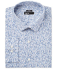 Men's Reg-Fit Stretch Dress Shirt, Created for Macy's