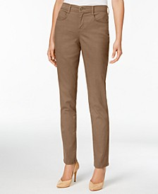 Tummy-Control Slim-Leg Jeans, Created for Macy's