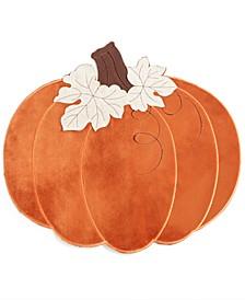 Velvet Pumpkin Placemat