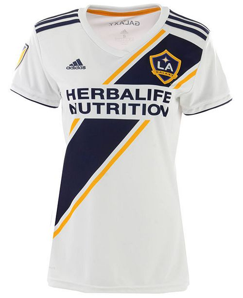 size 40 a26ed c3625 Women's LA Galaxy Primary Replica Jersey