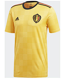 adidas Men's Belgium Soccer National Team Away Stadium Jersey