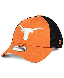 New Era Texas Longhorns Tech Trim 9FORTY Cap
