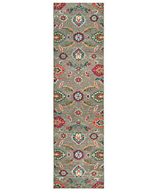 """CLOSEOUT! JHB Design Archive Seeger 2' 7"""" x 10' 0"""" Runner Rug"""