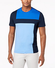 Alfani Men's Colorblocked T-Shirt