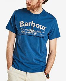 Barbour Men's Sailboat Cotton T-Shirt