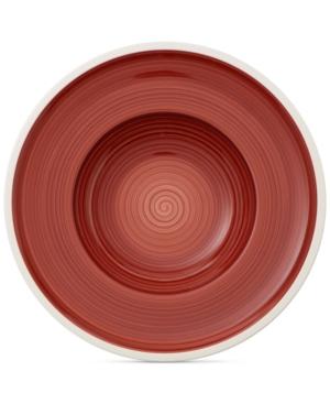 Villeroy  Boch Manufacture Gris Rim Soup Bowl