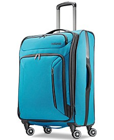 "Zoom 25"" Softside Spinner Suitcase"