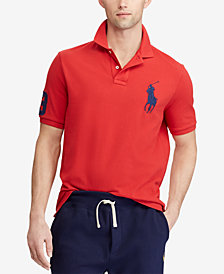 Polo Ralph Lauren Men's Classic Fit Big Pony Polo