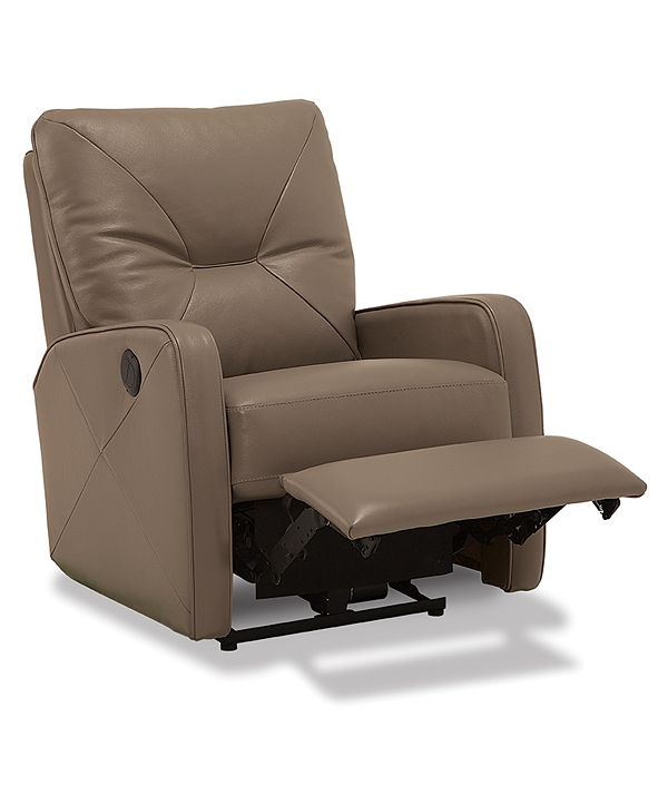 Furniture Finchley Leather Power Wallhugger Recliner
