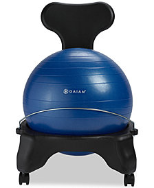 Gaiam Balance Ball Free Chair