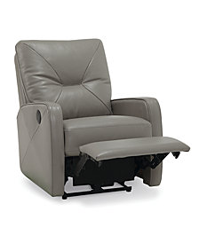 Finchley Leather Lay Flat Power Recliner