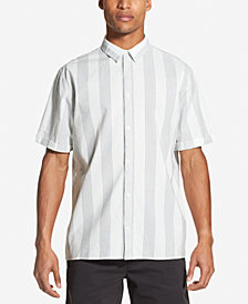 DKNY Men's Vertical Bar Stripe Shirt, Created for Macy's