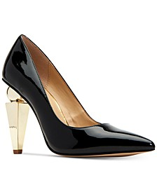Memphis Pointy Toe Pumps