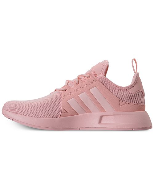 053ec904560fb1 adidas Big Girls  X-PLR Casual Athletic Sneakers from Finish Line ...