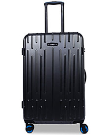 """Revo Rain 25"""" Hardside Expandable Spinner Suitcase, Created for Macy's"""