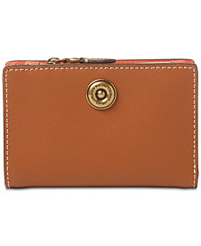 Lauren Ralph Lauren Dryen Smooth Zip Wallet