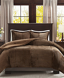 Madison Park Parker 3-Pc. Full/Queen Comforter Set