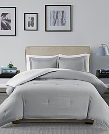Hayden Reversible 3-Pc. Full/Queen Comforter Set