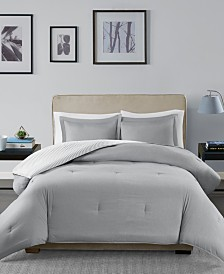 Madison Park Essentials Hayden Reversible 3-Pc. Bedding Sets